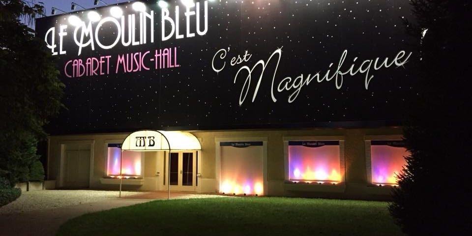 Moulin Bleu , Cabaret music-Hall
