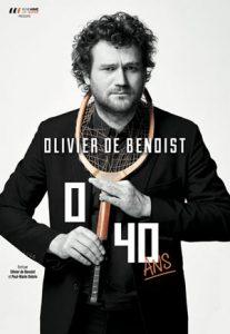 OLIVIER-DE-BENOIST, Maxence magicien